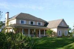 Het Huis van Upscale in Centraal Florida royalty-vrije stock foto