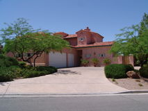 Het Huis van Vegas royalty-vrije stock fotografie