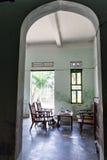 Het huis van Vietnam Stock Foto