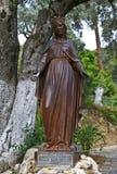Het huis van virgine Mary in Ephesus Royalty-vrije Stock Fotografie