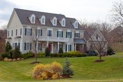 Het Huis van Virginia royalty-vrije stock foto