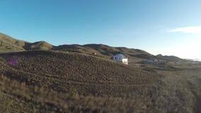Het huis van vlieg weg fromy stock videobeelden