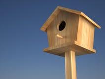 Het huis van vogels Stock Foto's