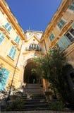 Het huis waar de beroemde schrijver Hermann Hesse leefde Royalty-vrije Stock Fotografie