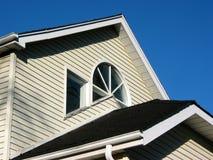 Het huisfragment van het huis Stock Afbeeldingen