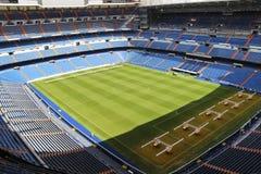 Het huisstadion van het koninklijke clubreal madrid - Santiago Bernabeu Royalty-vrije Stock Foto