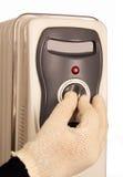 Het huisverwarmer van de aanpassing. Stock Afbeelding