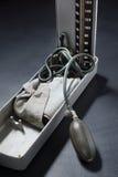 Het hulpmiddel van de bloeddrukmonitor Royalty-vrije Stock Afbeelding