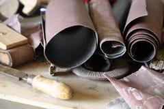 Het hulpmiddel van de timmerman Stock Fotografie