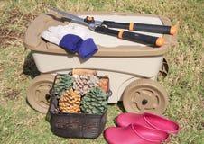 Het hulpmiddel van de tuin Royalty-vrije Stock Foto