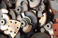 Het hulpmiddel van de verbrijzeling. Stock Foto