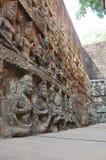 Het Hunkeren naar van de Steen van Angkor Stock Foto's
