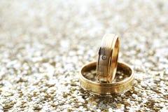 Het huwelijk nodigt uit Stock Fotografie