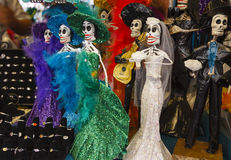 Het Huwelijk van Calavera Royalty-vrije Stock Foto