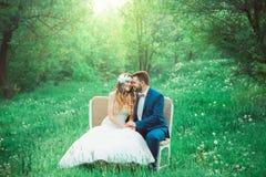 Het huwelijk van de Bohostijl Stock Afbeelding