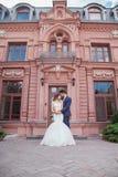 Het huwelijk van de Bohostijl Stock Afbeeldingen