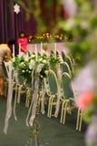 Het huwelijk van de kerk Royalty-vrije Stock Afbeelding