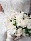 Het huwelijksboeket Royalty-vrije Stock Afbeelding