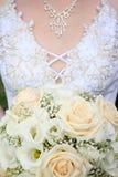 Het huwelijksboeket Royalty-vrije Stock Afbeeldingen