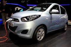 Het Hyundai-Blauw  Stock Afbeeldingen