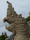 Het iconische standbeeld van Bangkok Stock Afbeeldingen