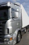 Het idee van chassiclose-ups van de vrachtwagen stock afbeeldingen