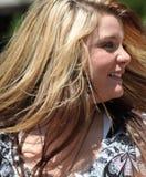 Het Idool 2011 Lauren Alania van Amerika Stock Fotografie