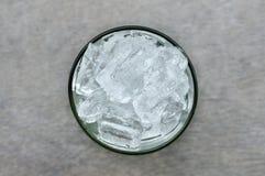 Het ijs van de buis Stock Foto's