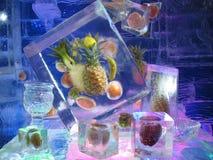 Het ijs van het fruit Royalty-vrije Stock Foto