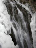 Het ijs van het water Stock Afbeelding