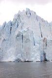 Het ijs van Perito Moreno van de gletsjer Royalty-vrije Stock Afbeeldingen