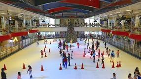 Het ijspaleis van Cityplaza, Hongkong Royalty-vrije Stock Foto