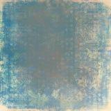 Het Ijzige Document van het Ijs van de Sneeuw van de blizzard - Grungy achtergrond Royalty-vrije Stock Afbeeldingen