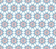 Het ijzige textielpatroon van de de winterzonneschijn Royalty-vrije Stock Fotografie