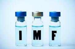 Het IMF Stock Afbeelding