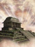 Het imperium van Inca royalty-vrije illustratie