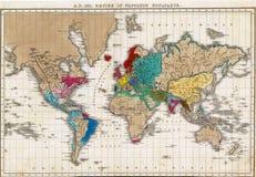 Het Imperium van Napoleon royalty-vrije illustratie