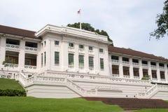 Het Inblikkende Centrum van het fort Royalty-vrije Stock Foto