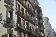 Het inbouwen van Alicante Stock Afbeelding