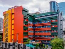 Het inbouwen van Bangkok Royalty-vrije Stock Foto