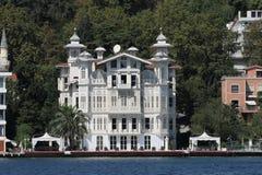 Het inbouwen van de Stad van Istanboel, Turkije Stock Afbeelding