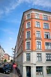 Het inbouwen van Kopenhagen Stock Afbeeldingen