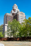Het inbouwen van Philadelphia Stock Foto