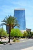 Het inbouwen van Tucson royalty-vrije stock afbeelding