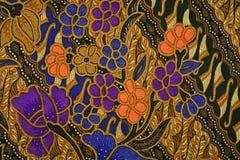 Het Indonesische Patroon van de Batik Royalty-vrije Stock Afbeelding