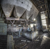 Het industriële dier van de goedemorgen van het verleden! Royalty-vrije Stock Foto's