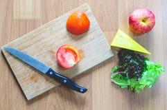 Het ingrediënt van de salade Royalty-vrije Stock Foto