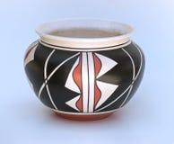Het inheemse aardewerk van de Indiaan Royalty-vrije Stock Fotografie