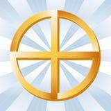 Het inheemse Symbool van de Spiritualiteit stock illustratie