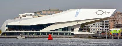 Het Instituut Nederland van de OOGfilm Royalty-vrije Stock Afbeeldingen